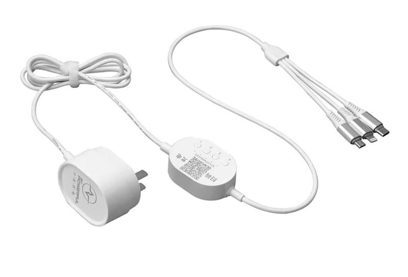 小巡共享充电专利产品