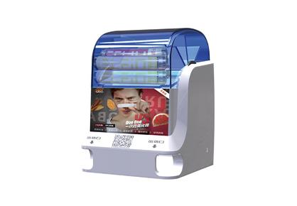 酒吧KTV无人售货机 电子售货机 迷你小型智能醒酒贩卖机 扫码售卖